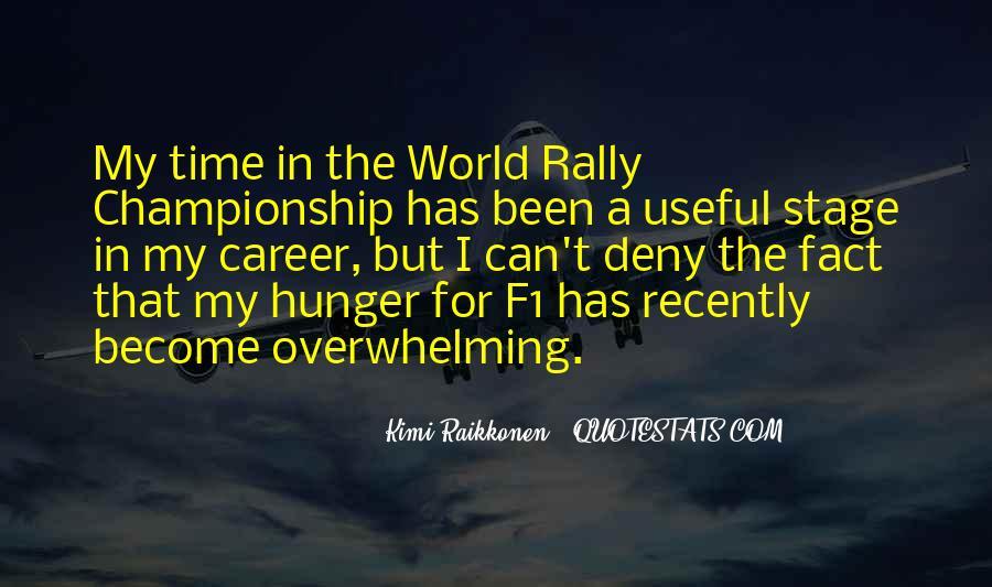 Raikkonen Best Quotes #1184344