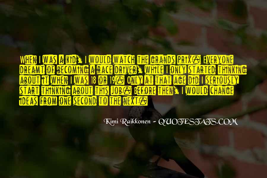 Raikkonen Best Quotes #1644164