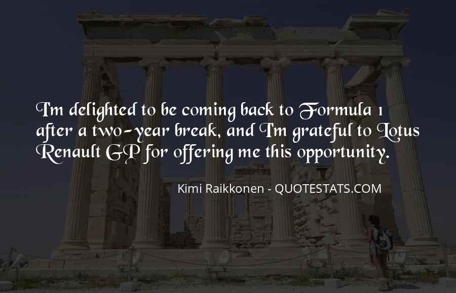 Raikkonen Best Quotes #1765405
