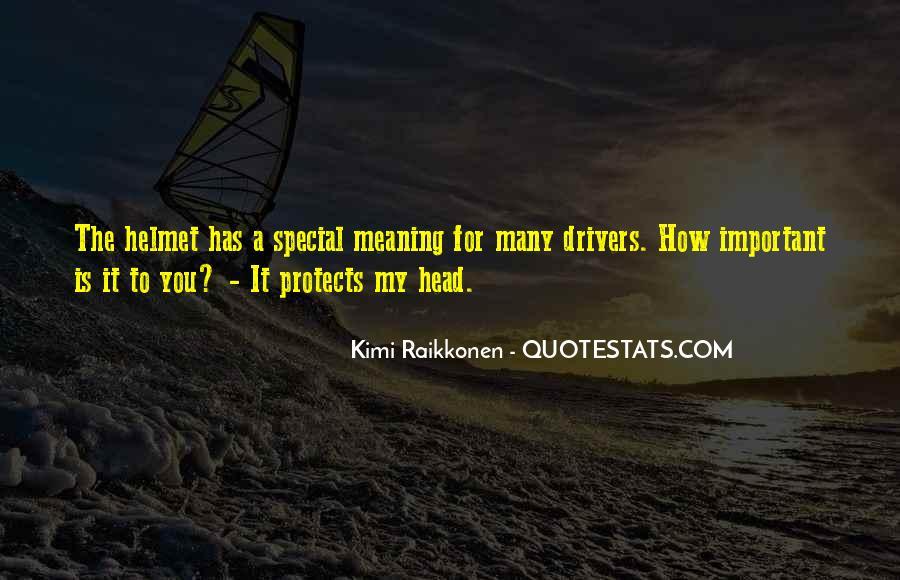Raikkonen Best Quotes #582432