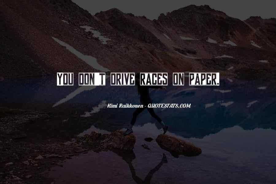 Raikkonen Best Quotes #584495