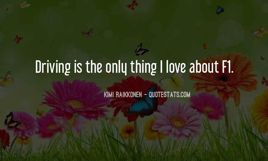 Raikkonen Best Quotes #706471