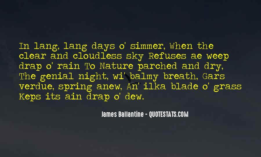 Rain In The Night Quotes #103771
