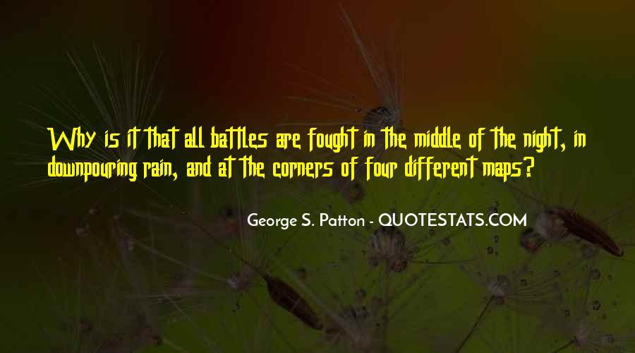 Rain In The Night Quotes #1053303