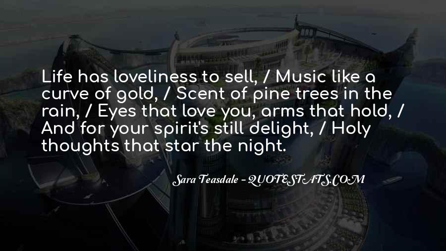 Rain In The Night Quotes #1277366