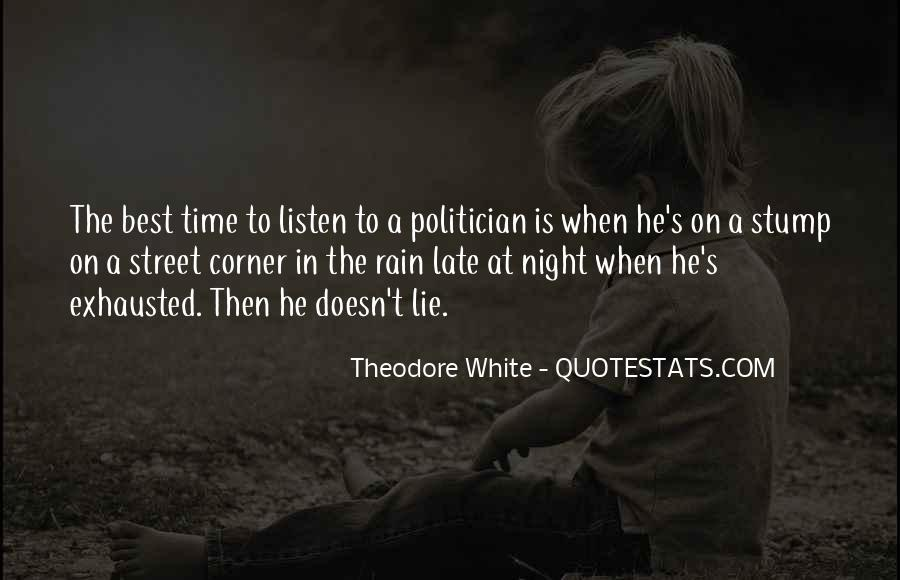 Rain In The Night Quotes #1486226