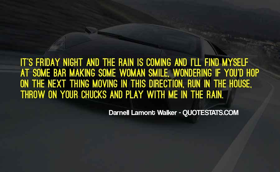 Rain In The Night Quotes #1644349