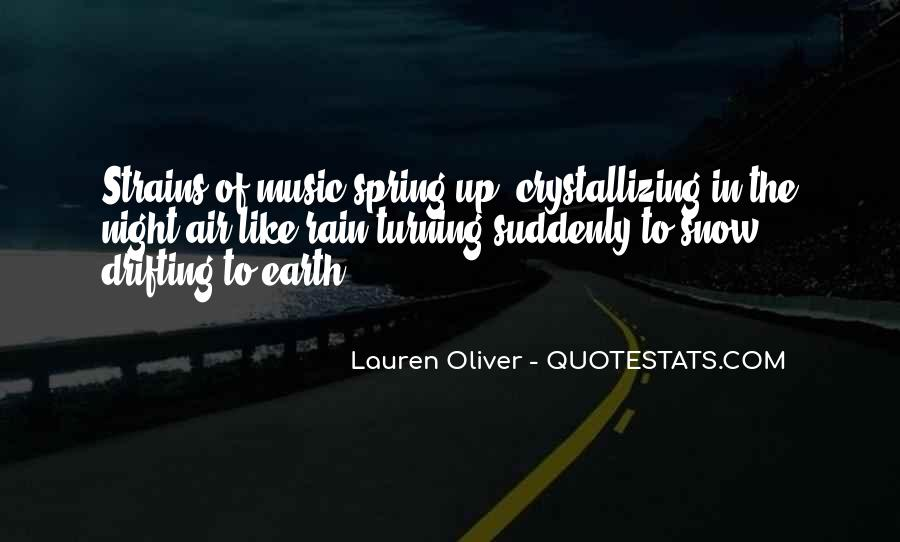 Rain In The Night Quotes #1863266