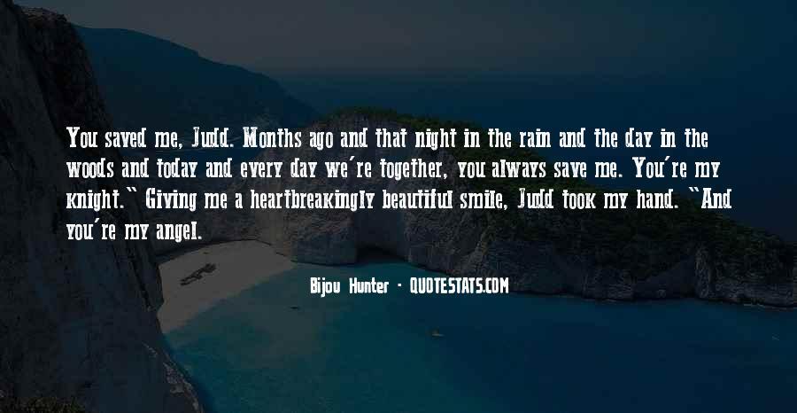 Rain In The Night Quotes #585240