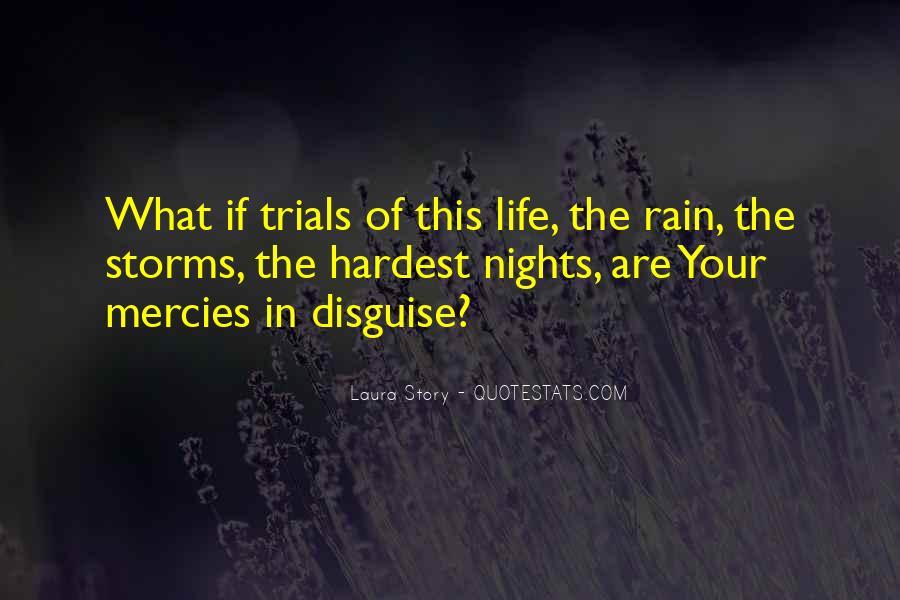 Rain In The Night Quotes #71101