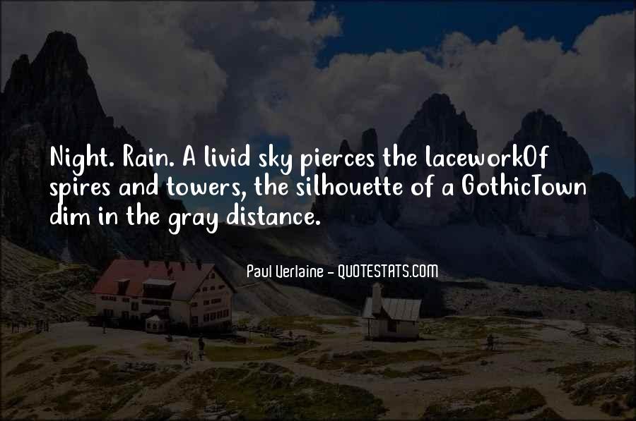 Rain In The Night Quotes #752850