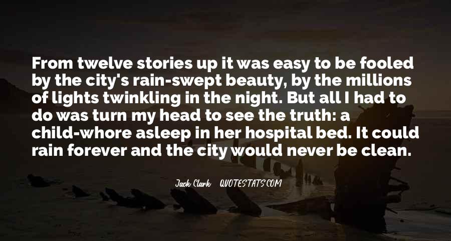 Rain In The Night Quotes #814906