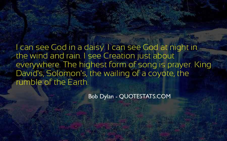 Rain In The Night Quotes #84971