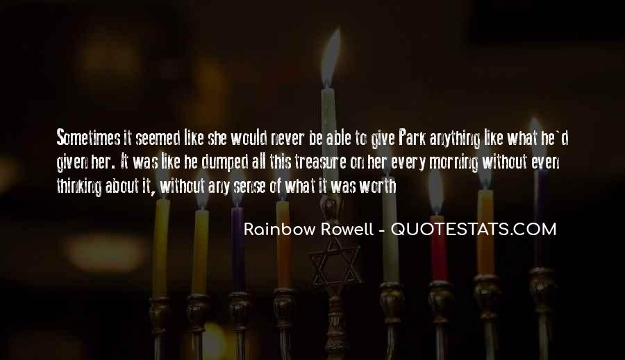 Rainbow Rowell Love Quotes #120003