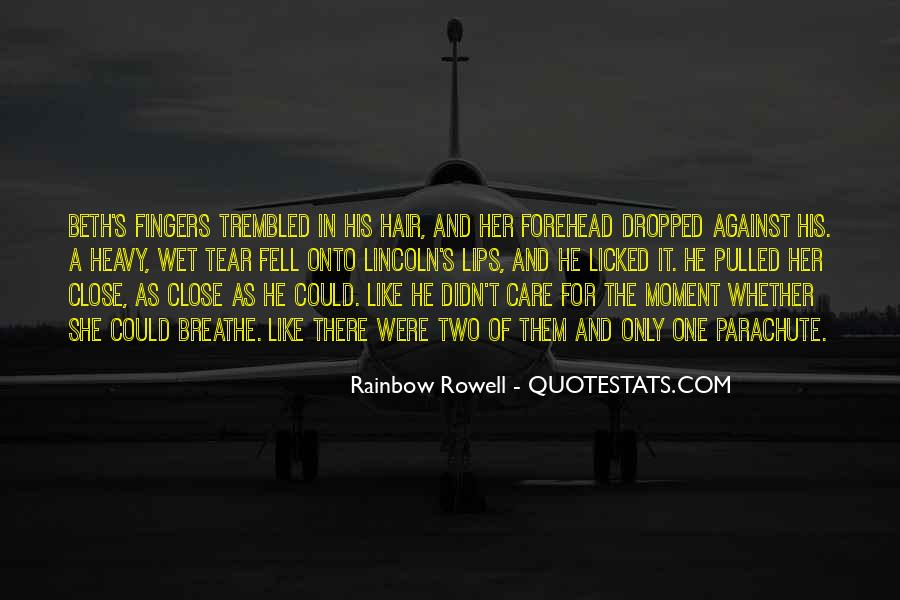 Rainbow Rowell Love Quotes #183720