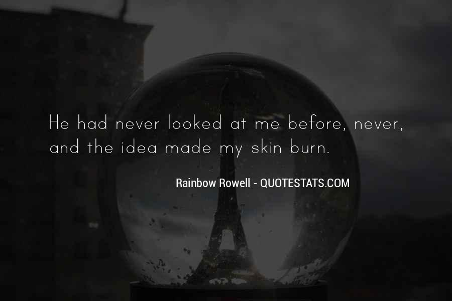 Rainbow Rowell Love Quotes #639143