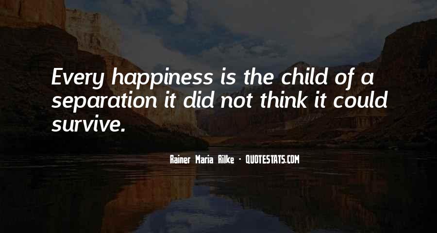 Rainer Maria Quotes #127369