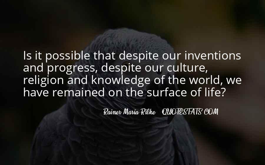 Rainer Maria Quotes #139975