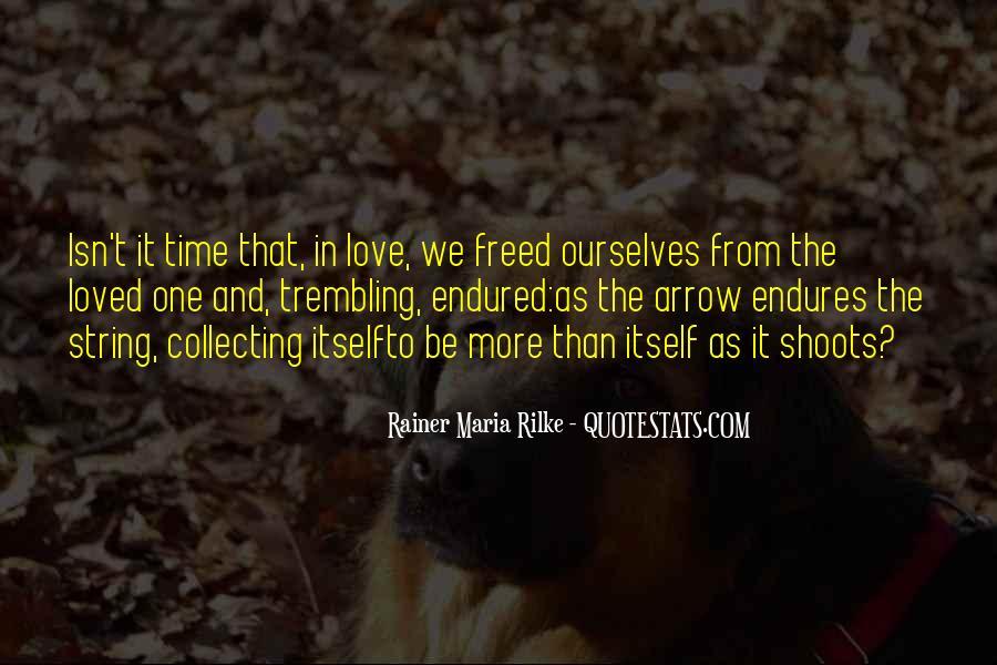 Rainer Maria Quotes #157680