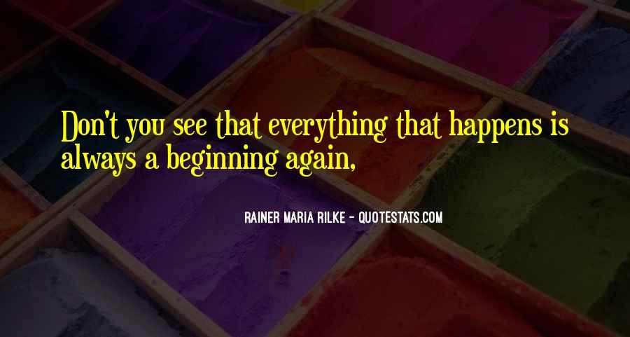 Rainer Maria Quotes #190794