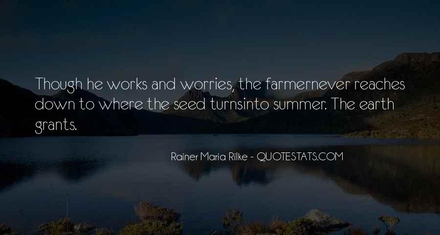 Rainer Maria Quotes #191147