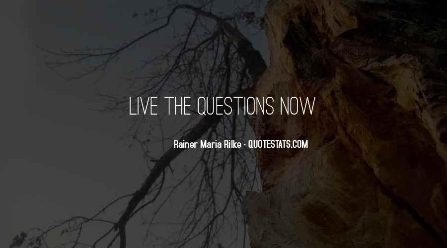 Rainer Maria Quotes #193593
