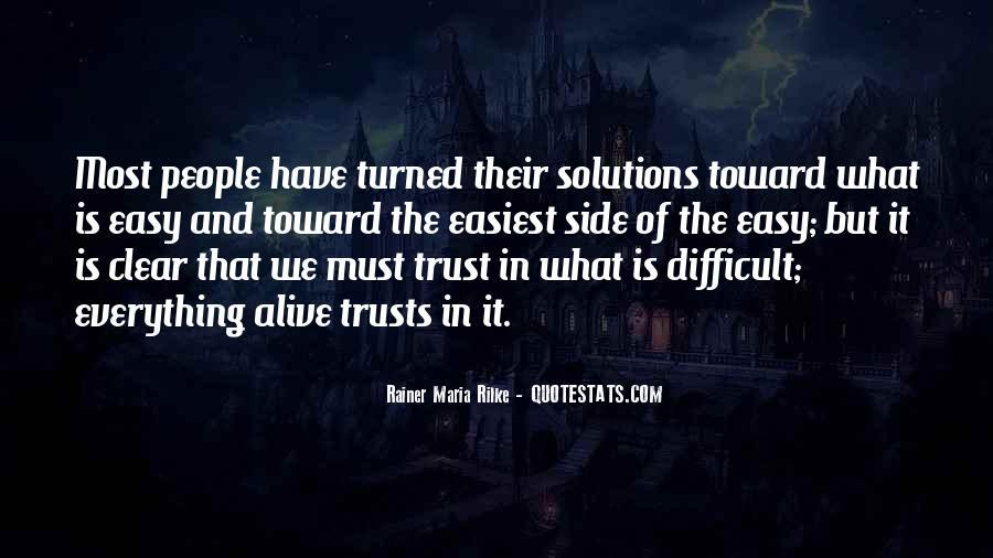 Rainer Maria Quotes #198447