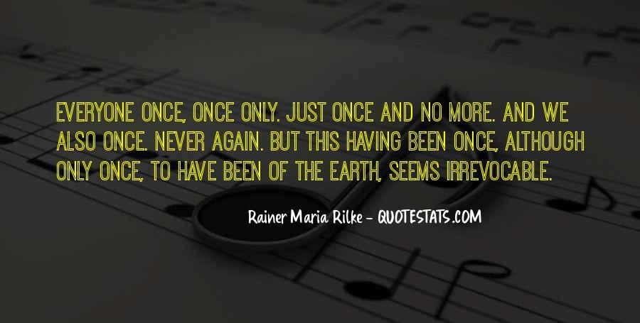 Rainer Maria Quotes #214832