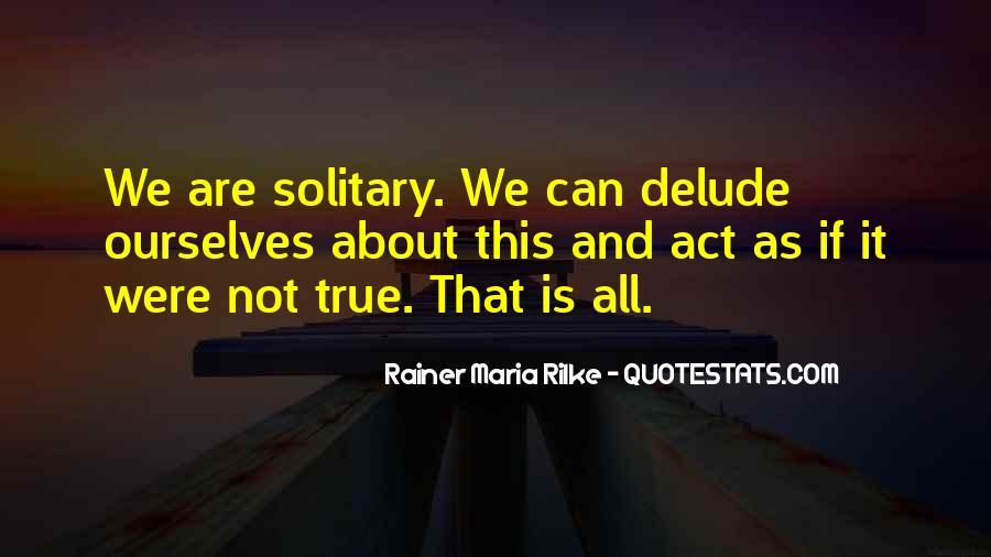 Rainer Maria Quotes #222216