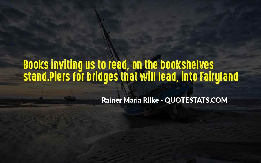 Rainer Maria Quotes #226714