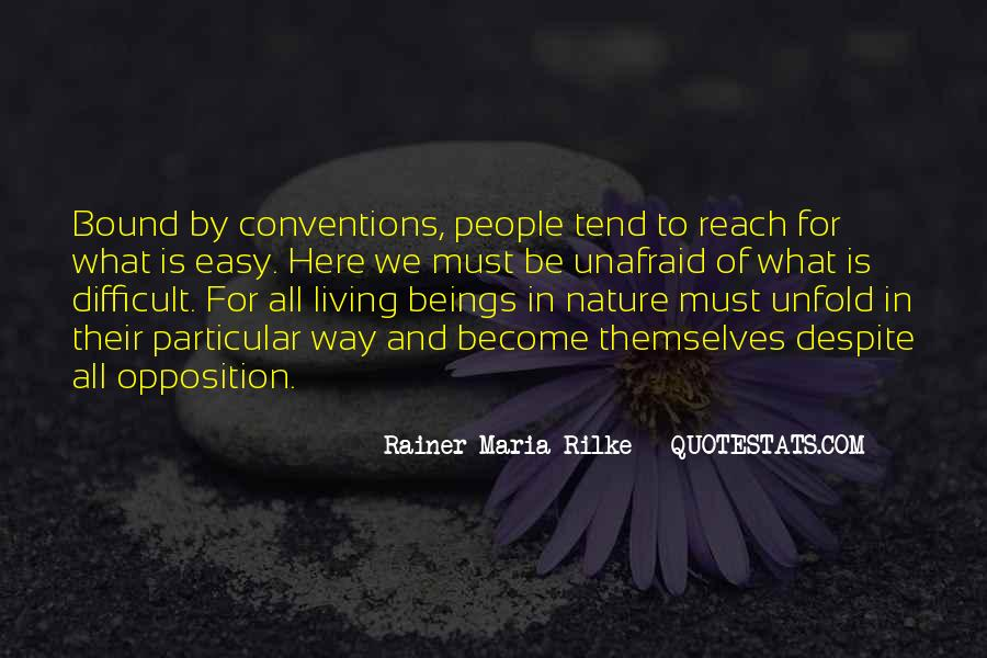 Rainer Maria Quotes #235872