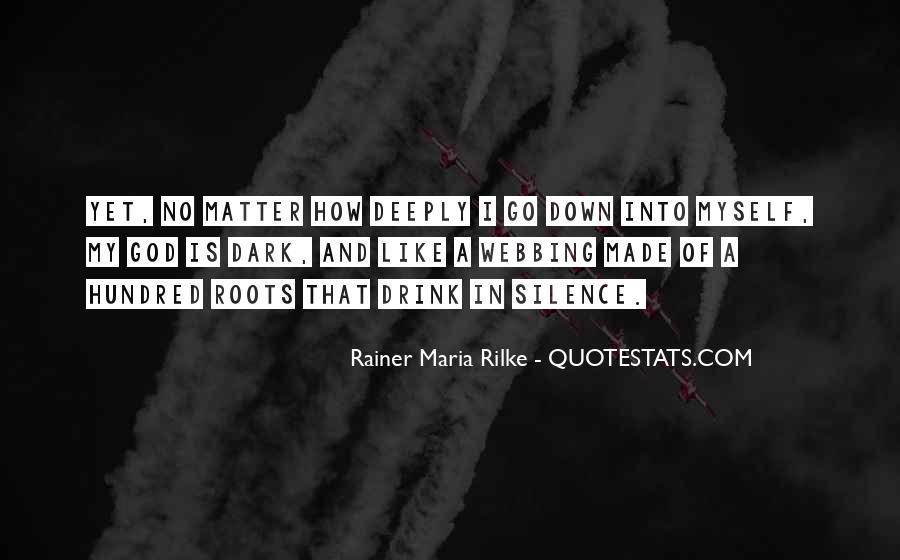 Rainer Maria Quotes #25017