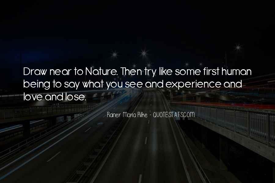 Rainer Maria Quotes #255285