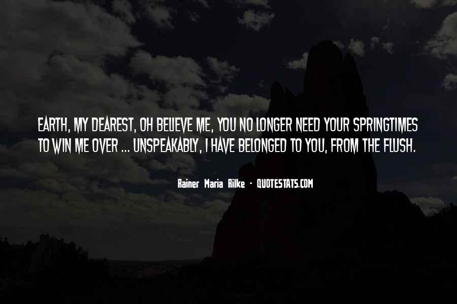 Rainer Maria Quotes #289209