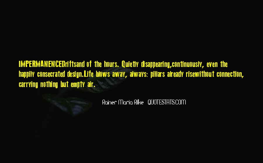 Rainer Maria Quotes #291088