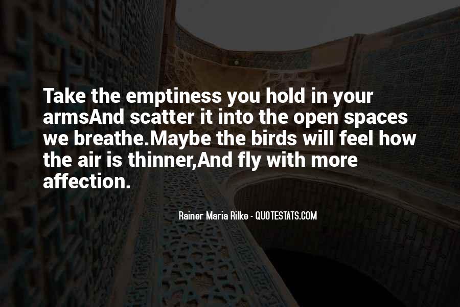 Rainer Maria Quotes #324905