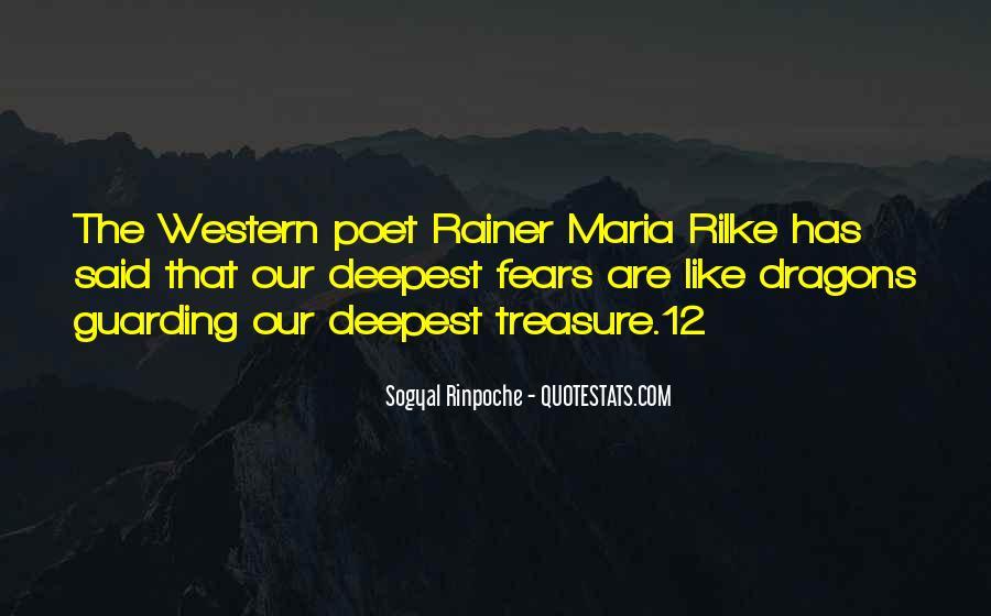 Rainer Maria Quotes #333382