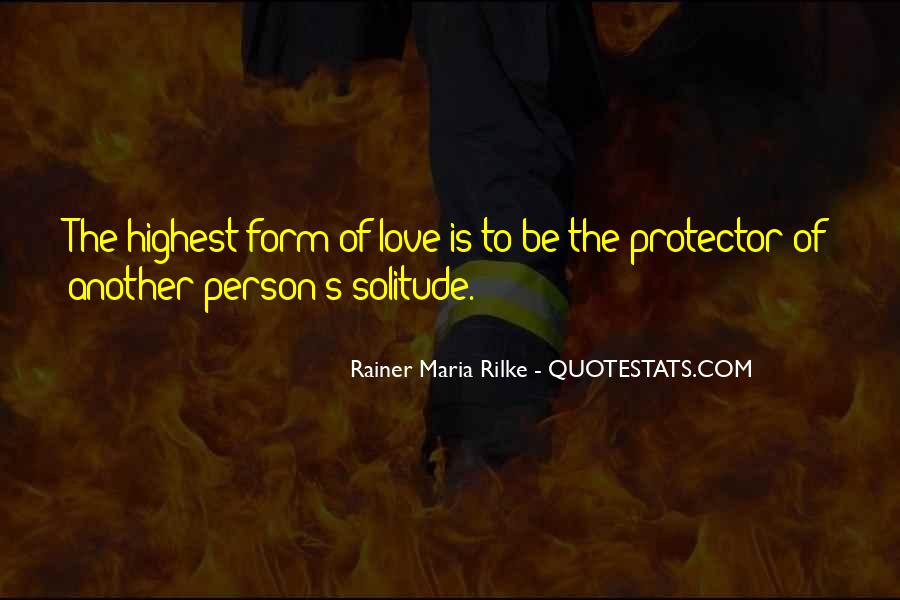Rainer Maria Quotes #349882