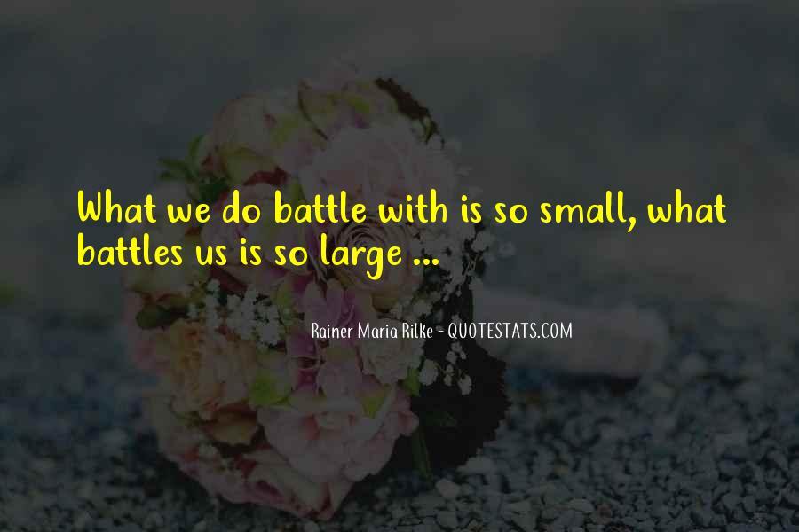Rainer Maria Quotes #48184