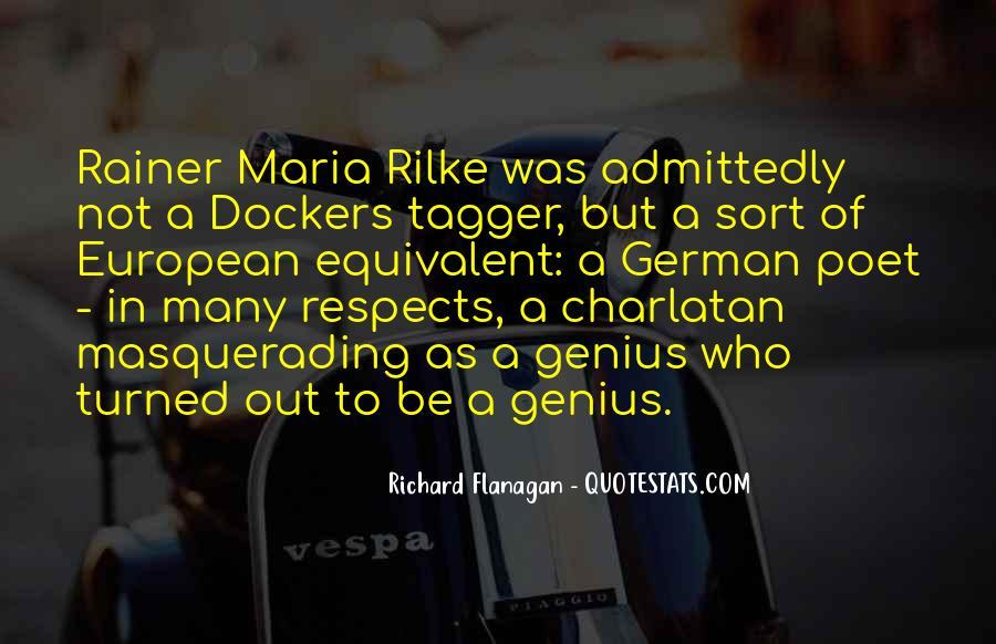 Rainer Maria Quotes #76496