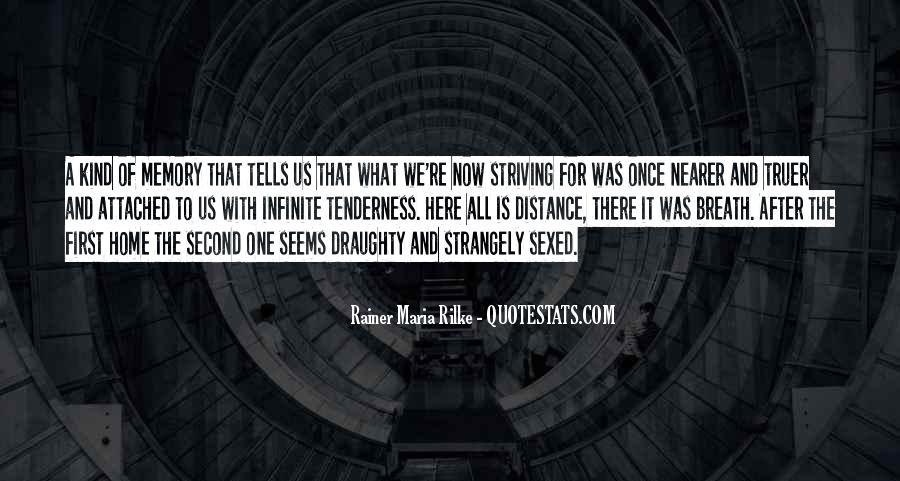 Rainer Maria Quotes #78045