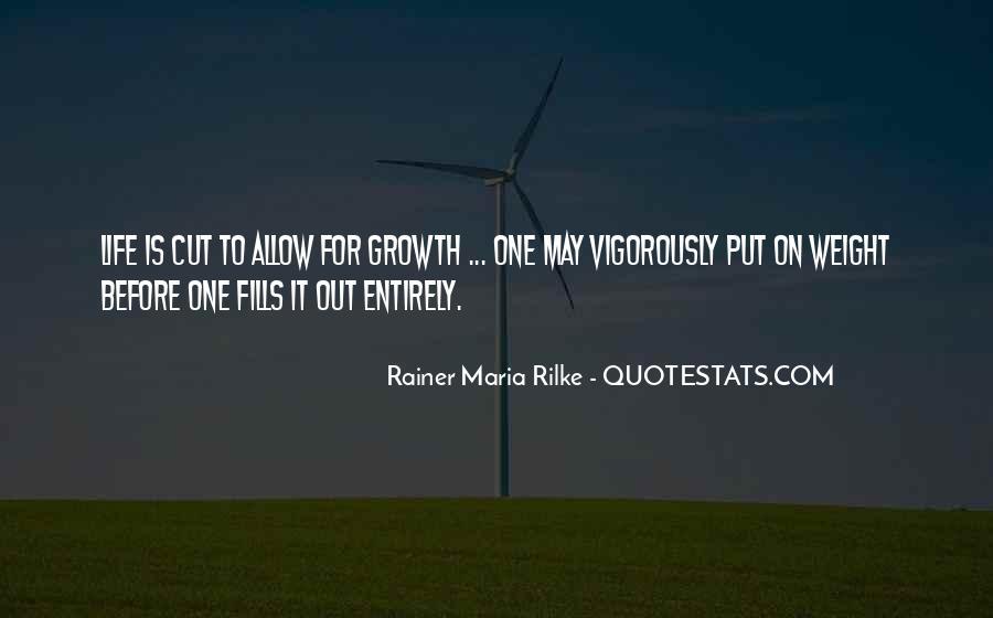 Rainer Maria Quotes #81307