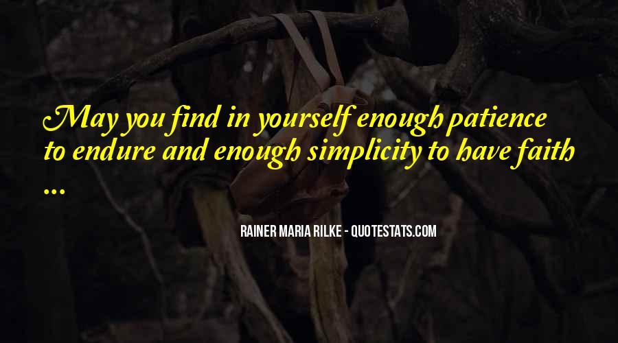 Rainer Maria Quotes #97076