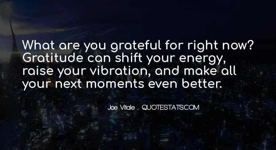 Raise Your Vibration Quotes #394597
