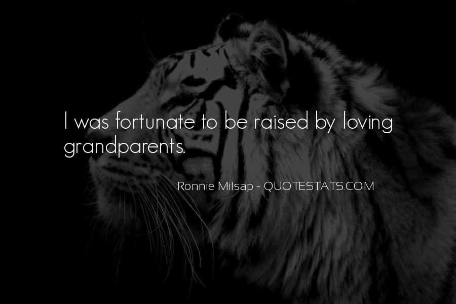 Raised By Grandparents Quotes #216917