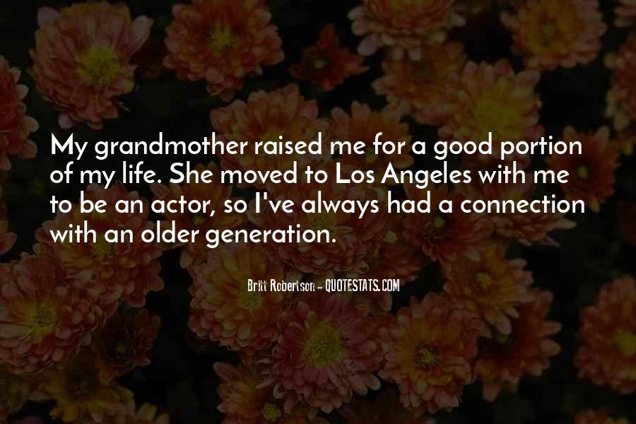 Raised Good Quotes #129445