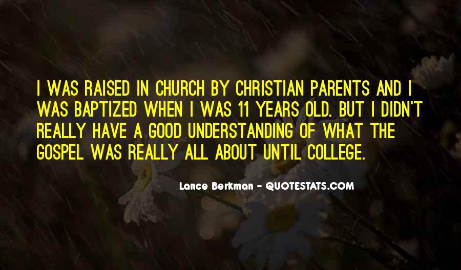 Raised Good Quotes #1307126