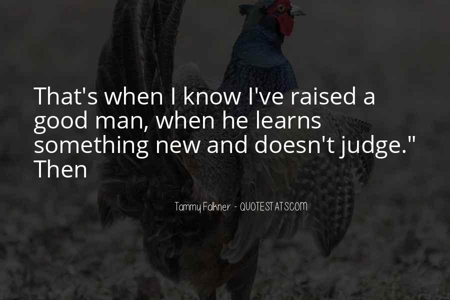 Raised Good Quotes #1590235