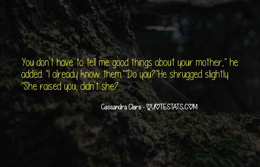 Raised Good Quotes #210622