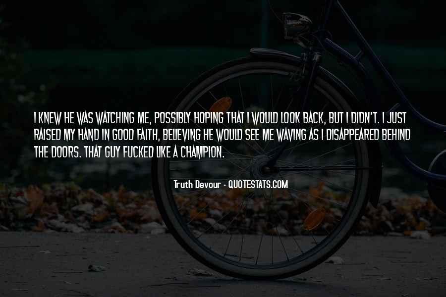 Raised Good Quotes #933835